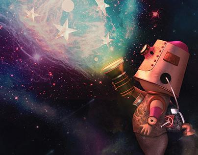 Universo Biró- Illustration for children explorers