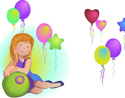 Animator site illustrations