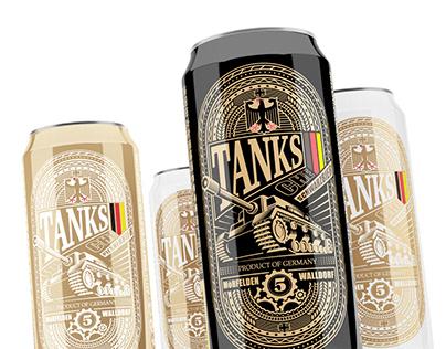 Tanks Che Beer坦克啤酒