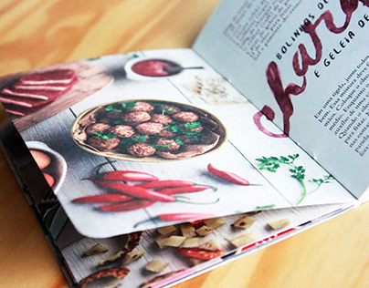 Cookbook - Food Photography