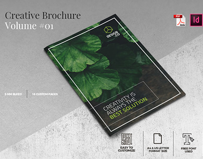 Creative Brochure Vol. 01