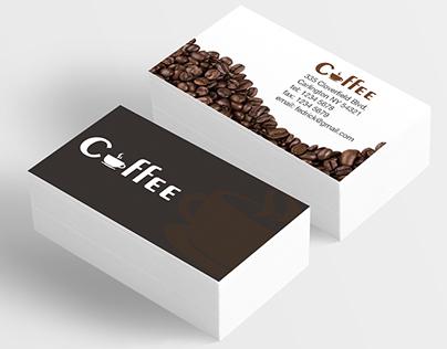 Business Card - Coffee