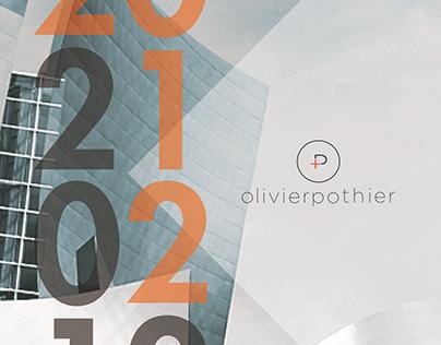 OLIVIER+POTHIER :: Affiche/dépliant