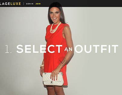 VillageLuxe Website Design