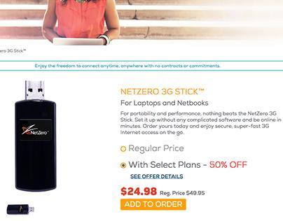 NetZero Miscellaneous Offers