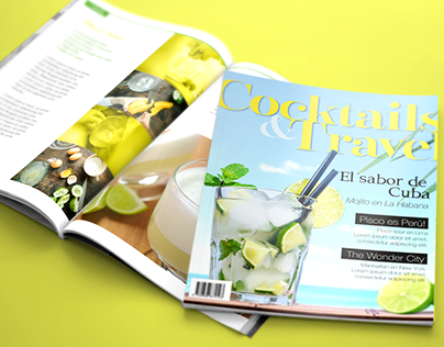 Cocktails & Travel Magazine
