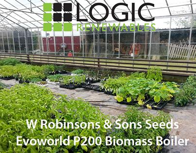 W Robinson & Sons Seeds