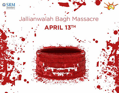 Tribute to Jallianwalah Bagh Massacre