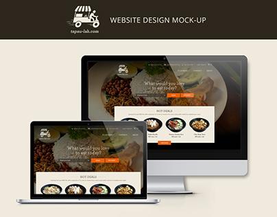 Tapau-lah Website