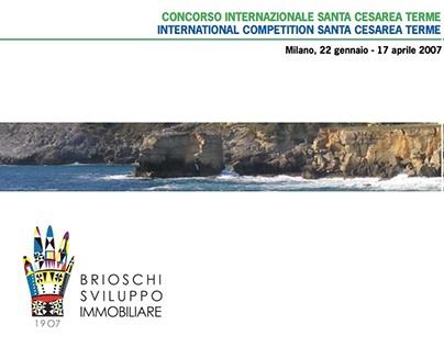 Concorso Internazionale Architettura (S. Cesarea Terme)