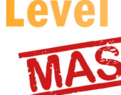 Level Up Mastery Badges
