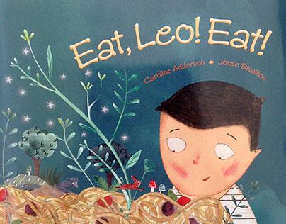 Eat, Leo ! Eat !