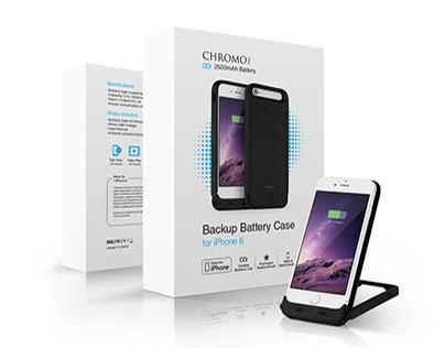 Battery Case Packaging Design