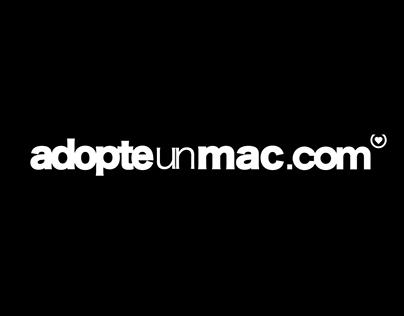 ADOPTE UN MAC // PARODIE