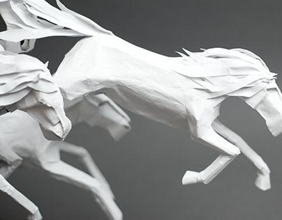 Headless Horses