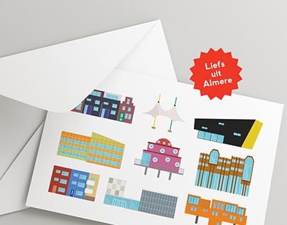 Illustraties | Liefs uit Almere