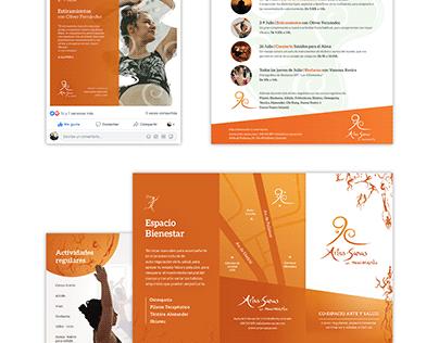 Marketing for Artes-Sanas