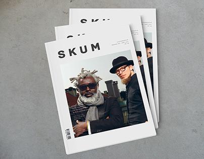 Skum magazine