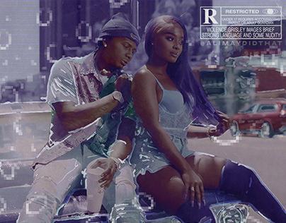 Wockesha   Moneybagg Yo • Cover Art