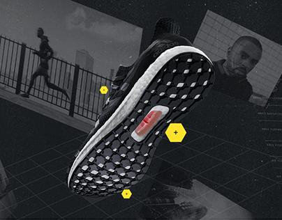 adidas Interactive Retail Shoe