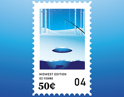 Midwestern Stamps