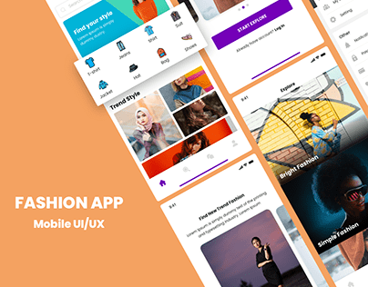 Fashion App - Freebies
