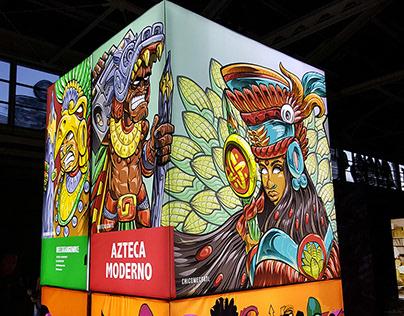 Azteca Moderno 2018
