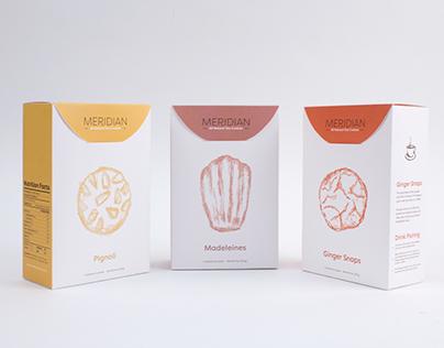 Meridian All Natural Tea Cookies