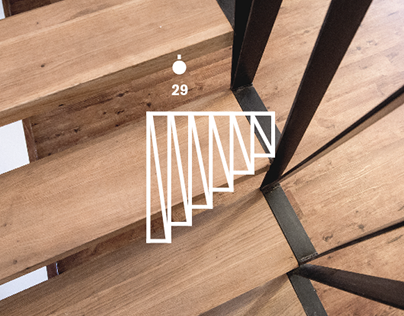 THE HANGING STAIRS // AIRBNB APARTMENT DESIGN // 2015