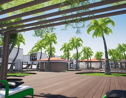 Projeto Villa dos Ilheos - Hotel 5 estrelas