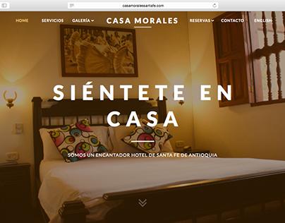 Casa Morales Santa Fe Hotel