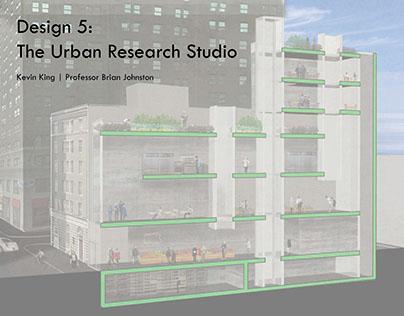 D5: The Urban Research Studio
