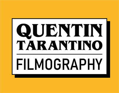 Quentin Tarantino | Illustrations
