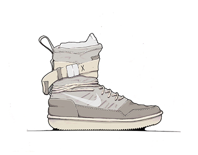 Nike Winter Boot Concept 2017