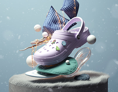 CROCS Winter Activation