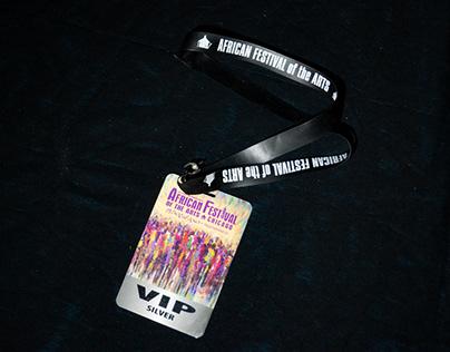 AFA Event Badges