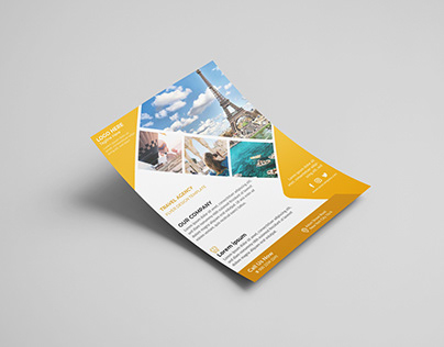 Flyer Template Design