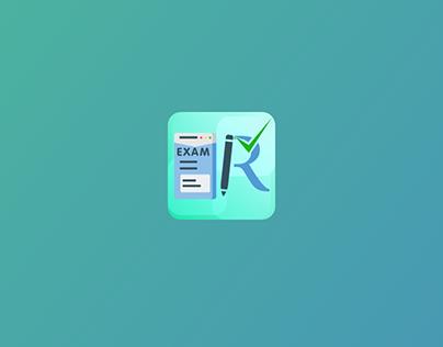 Logo Design for App Icon Realtime Exam