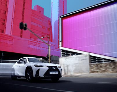 Lexus UX: Commercial (Treatment)