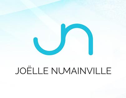 Joëlle Numainville - Logo