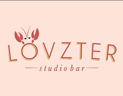 LOVZTER / Diseño de logotipo