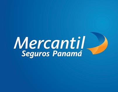 Mercantil Seguros. papelería