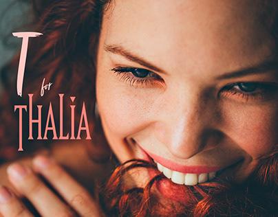 T for Thalia