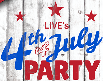 "Live w/ Kelly and Ryan - ""Fourth of July Party"""