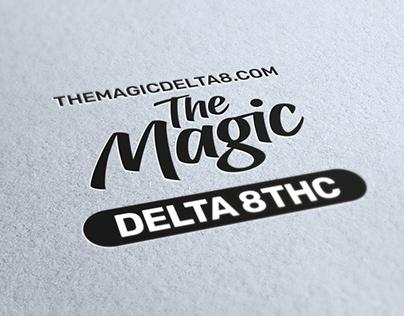 Branding - The Magic Delta 8