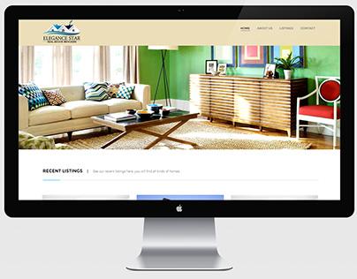 Elegance : Real estate System (UI, UX)