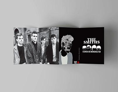 The Smiths - folleto reversible