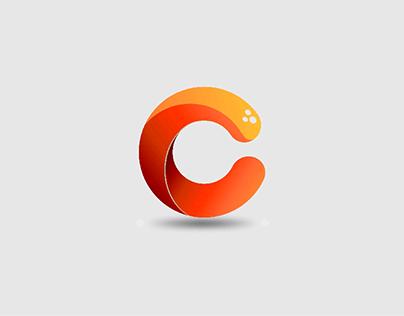 'C' logo