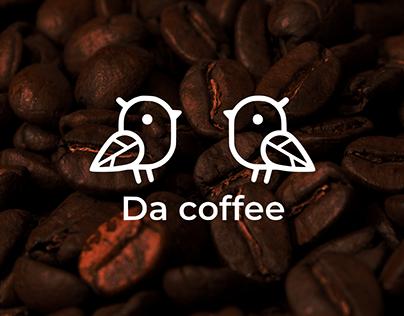 Da coffee | Corporate identity