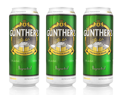 Gunters - Premium Beer